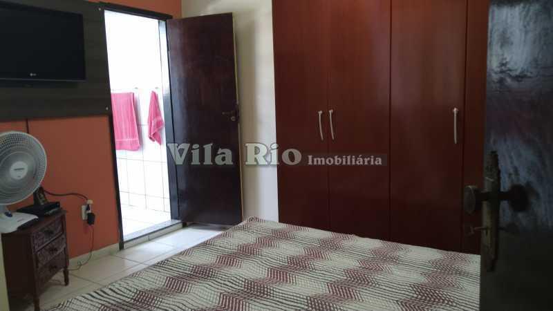 QUARTO 3. - Casa 3 quartos à venda Penha Circular, Rio de Janeiro - R$ 400.000 - VCA30080 - 7