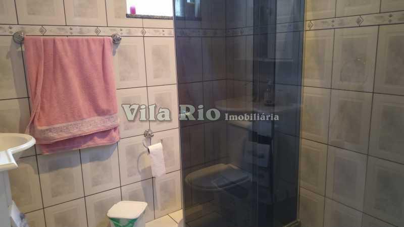 BANHEIRO 2. - Casa 3 quartos à venda Penha Circular, Rio de Janeiro - R$ 400.000 - VCA30080 - 12