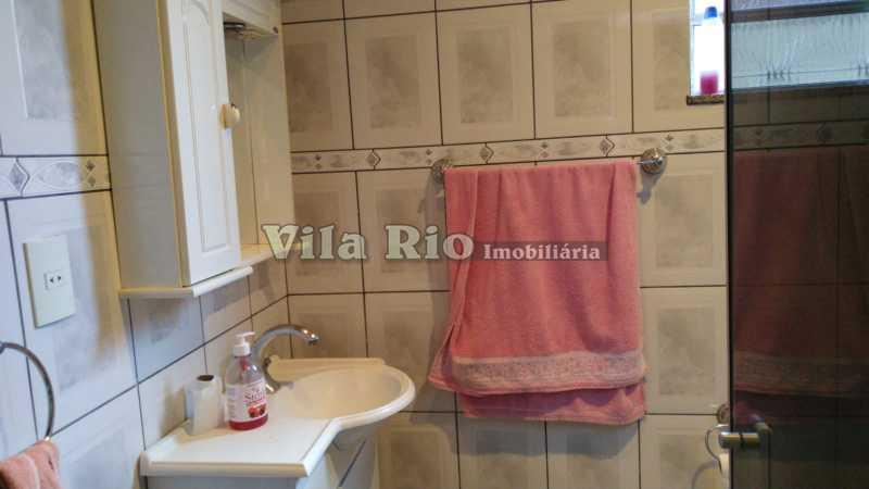BANHEIRO 3. - Casa 3 quartos à venda Penha Circular, Rio de Janeiro - R$ 400.000 - VCA30080 - 13