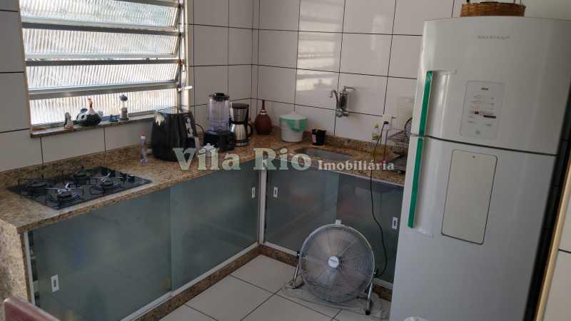 COZINHA 1. - Casa 3 quartos à venda Penha Circular, Rio de Janeiro - R$ 400.000 - VCA30080 - 16