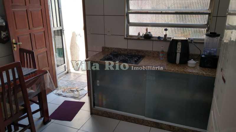 COZINHA 3. - Casa 3 quartos à venda Penha Circular, Rio de Janeiro - R$ 400.000 - VCA30080 - 18