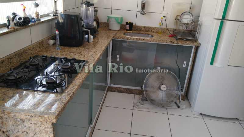 COZINHA 4. - Casa 3 quartos à venda Penha Circular, Rio de Janeiro - R$ 400.000 - VCA30080 - 19