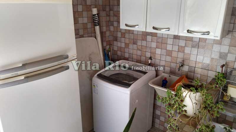 AREA. - Casa 3 quartos à venda Penha Circular, Rio de Janeiro - R$ 400.000 - VCA30080 - 20