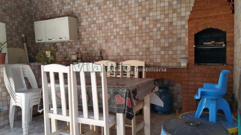 CHURRASQUEIRA 1. - Casa 3 quartos à venda Penha Circular, Rio de Janeiro - R$ 400.000 - VCA30080 - 22