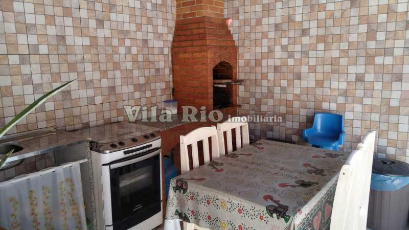 CHURRASQUEIRA 2. - Casa 3 quartos à venda Penha Circular, Rio de Janeiro - R$ 400.000 - VCA30080 - 23