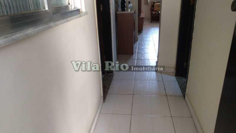 CIRCULAÇÃO. - Casa 3 quartos à venda Penha Circular, Rio de Janeiro - R$ 400.000 - VCA30080 - 21