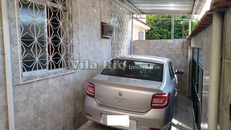 GARAGEM. - Casa 3 quartos à venda Penha Circular, Rio de Janeiro - R$ 400.000 - VCA30080 - 24