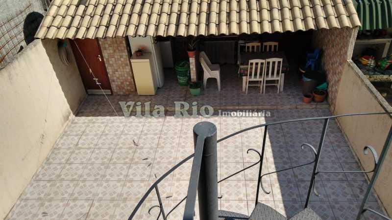 QUINTAL 1. - Casa 3 quartos à venda Penha Circular, Rio de Janeiro - R$ 400.000 - VCA30080 - 26