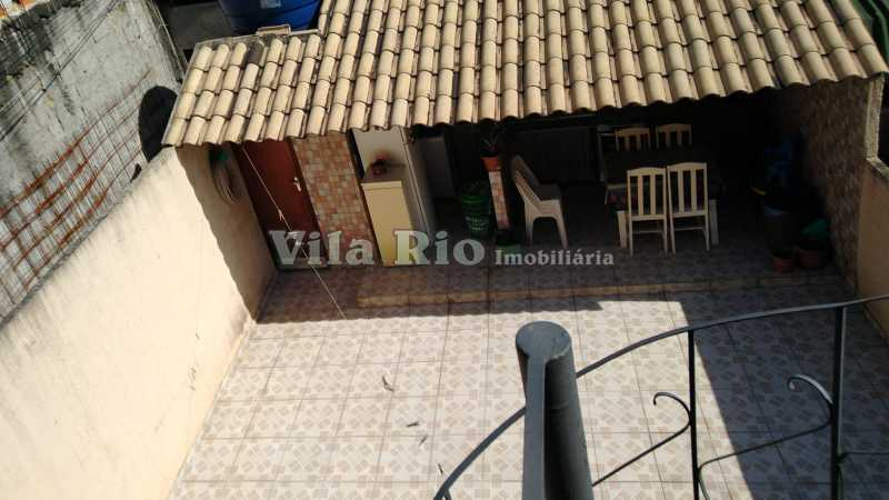 QUINTAL1. - Casa 3 quartos à venda Penha Circular, Rio de Janeiro - R$ 400.000 - VCA30080 - 30