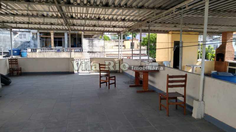 TERRAÇO 1. - Casa 3 quartos à venda Penha Circular, Rio de Janeiro - R$ 400.000 - VCA30080 - 31