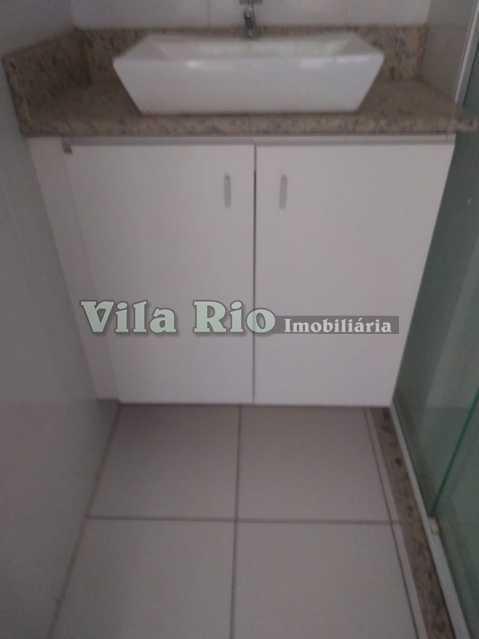 BANHEIRO 5. - Cobertura 2 quartos à venda Jardim América, Rio de Janeiro - R$ 250.000 - VCO20009 - 13
