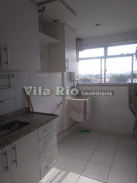 COZINHA 1. - Cobertura 2 quartos à venda Jardim América, Rio de Janeiro - R$ 250.000 - VCO20009 - 14