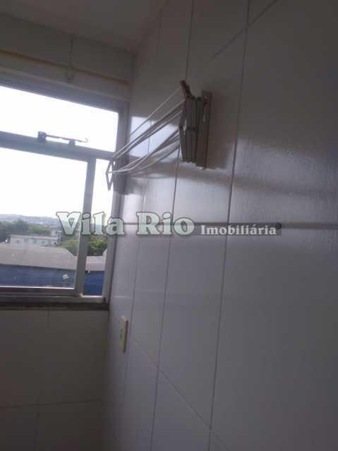 AREA 1. - Cobertura 2 quartos à venda Jardim América, Rio de Janeiro - R$ 250.000 - VCO20009 - 16