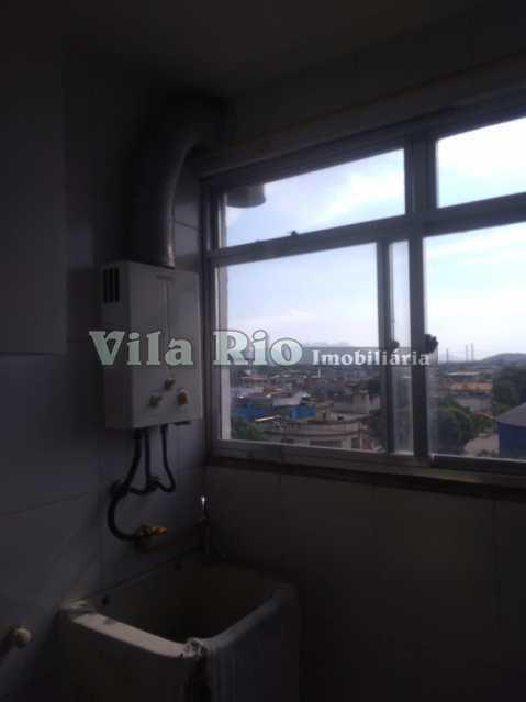 AREA 2. - Cobertura 2 quartos à venda Jardim América, Rio de Janeiro - R$ 250.000 - VCO20009 - 17