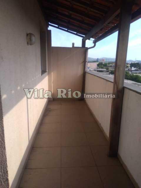 TERRAÇO 2. - Cobertura 2 quartos à venda Jardim América, Rio de Janeiro - R$ 250.000 - VCO20009 - 21