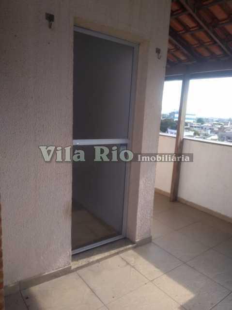 TERRAÇO 3. - Cobertura 2 quartos à venda Jardim América, Rio de Janeiro - R$ 250.000 - VCO20009 - 22