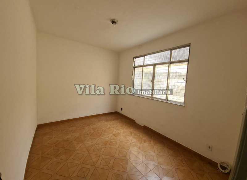 QUARTO 2. - Casa 2 quartos à venda Braz de Pina, Rio de Janeiro - R$ 550.000 - VCA20070 - 5
