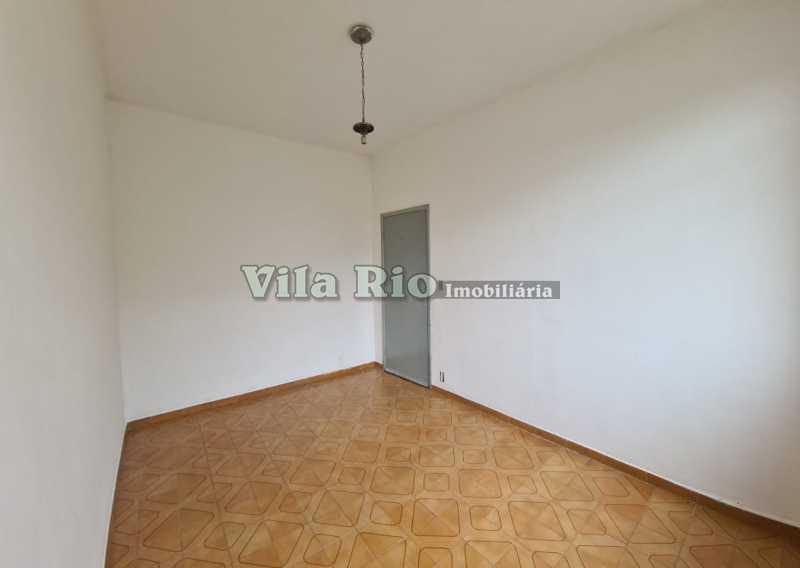 QUARTO 3. - Casa 2 quartos à venda Braz de Pina, Rio de Janeiro - R$ 550.000 - VCA20070 - 6