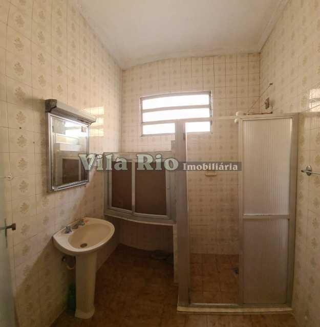 BANHEIRO. - Casa 2 quartos à venda Braz de Pina, Rio de Janeiro - R$ 550.000 - VCA20070 - 7