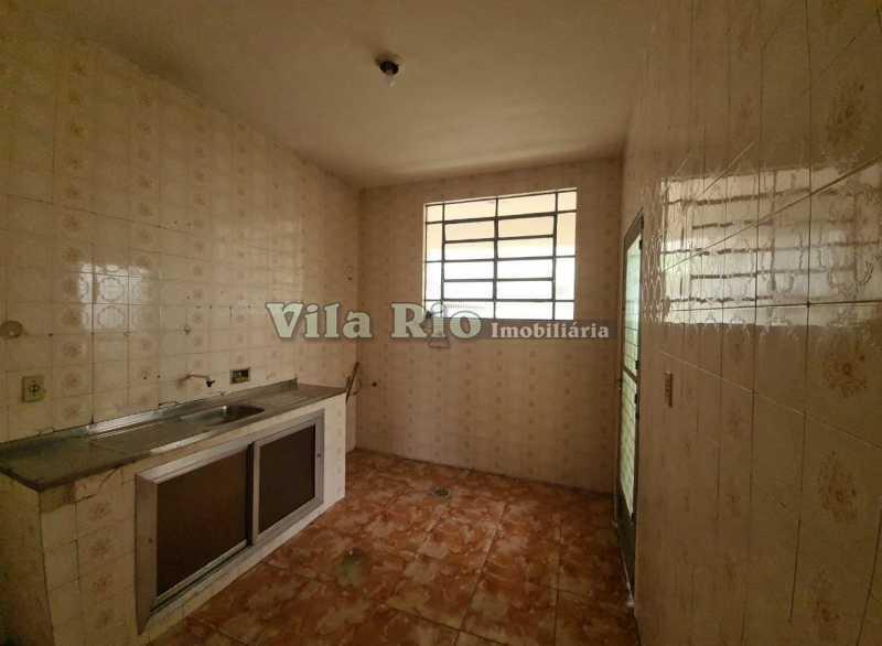 COZINHA 1. - Casa 2 quartos à venda Braz de Pina, Rio de Janeiro - R$ 550.000 - VCA20070 - 11