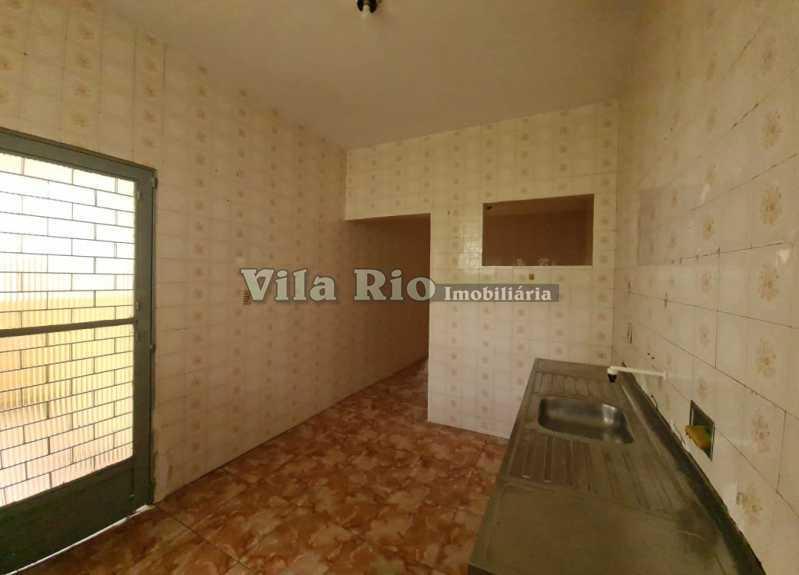 COZINHA 2. - Casa 2 quartos à venda Braz de Pina, Rio de Janeiro - R$ 550.000 - VCA20070 - 12