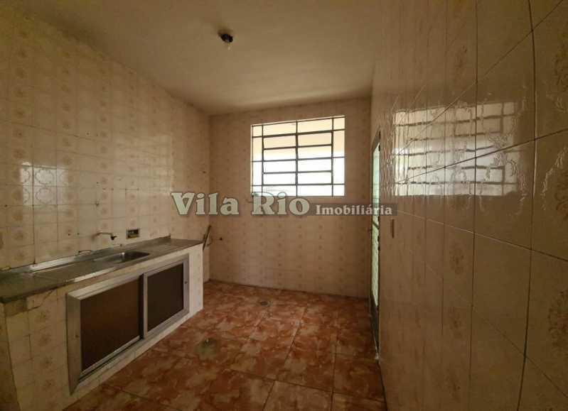 COZINHA1. - Casa 2 quartos à venda Braz de Pina, Rio de Janeiro - R$ 550.000 - VCA20070 - 13