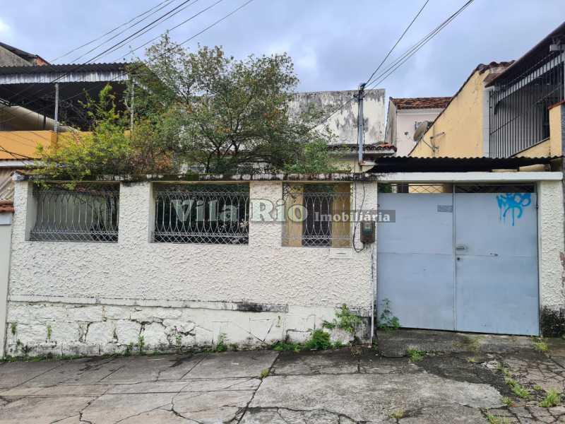 FACHADA. - Casa 2 quartos à venda Braz de Pina, Rio de Janeiro - R$ 550.000 - VCA20070 - 14