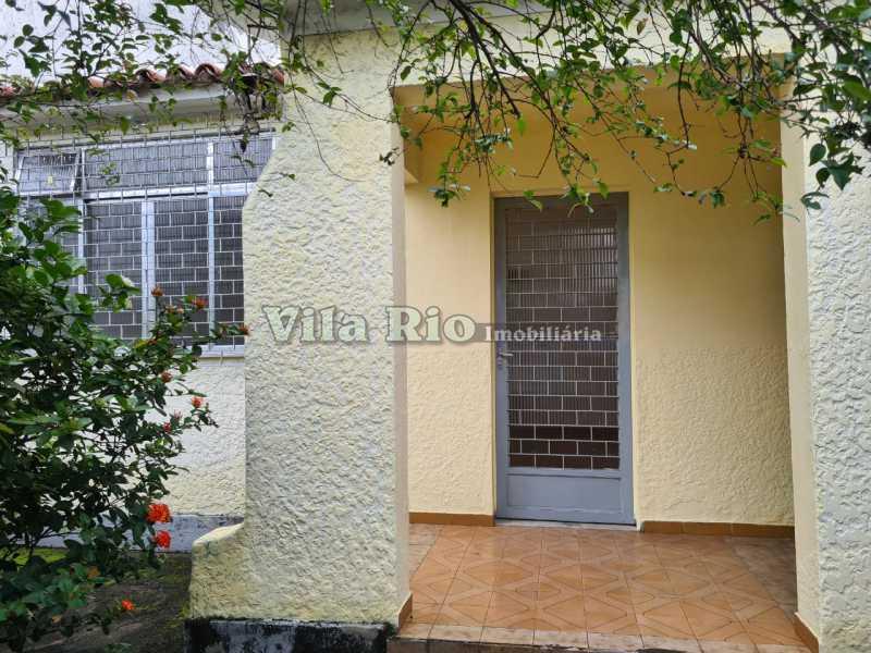 FRENTE. - Casa 2 quartos à venda Braz de Pina, Rio de Janeiro - R$ 550.000 - VCA20070 - 15