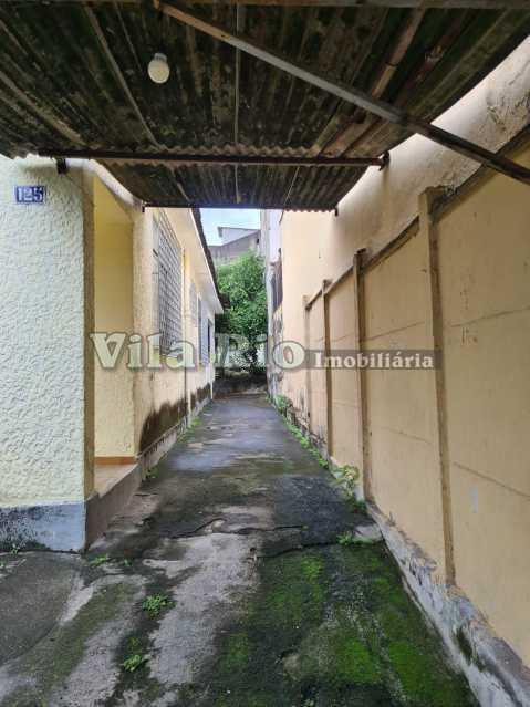 LATERAL 1. - Casa 2 quartos à venda Braz de Pina, Rio de Janeiro - R$ 550.000 - VCA20070 - 18