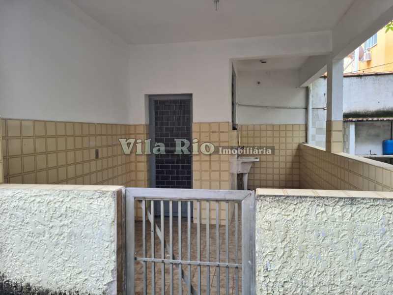 VARANDA. - Casa 2 quartos à venda Braz de Pina, Rio de Janeiro - R$ 550.000 - VCA20070 - 23