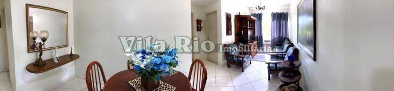 SALA 2. - Apartamento 2 quartos à venda Penha, Rio de Janeiro - R$ 290.000 - VAP20740 - 3