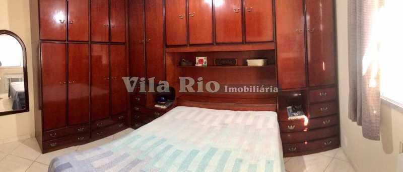 QUARTO 1. - Apartamento 2 quartos à venda Penha, Rio de Janeiro - R$ 290.000 - VAP20740 - 4