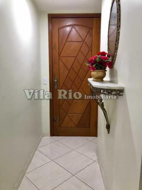 CIRCULAÇÃO. - Apartamento 2 quartos à venda Penha, Rio de Janeiro - R$ 290.000 - VAP20740 - 9
