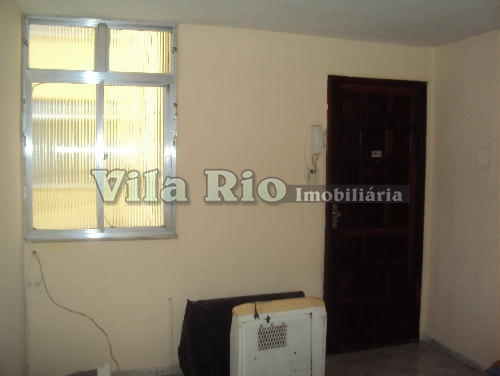 SALA - Apartamento 2 quartos à venda Braz de Pina, Rio de Janeiro - R$ 120.000 - VA20870 - 1