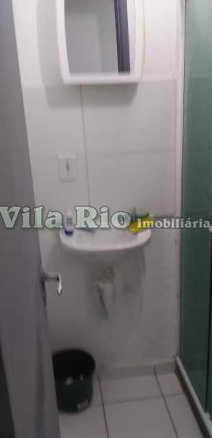 BANHEIRO 2 - Apartamento 2 quartos à venda Engenho da Rainha, Rio de Janeiro - R$ 215.000 - VAP20741 - 10
