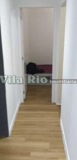 CIRCULAÇÃO - Apartamento 2 quartos à venda Engenho da Rainha, Rio de Janeiro - R$ 215.000 - VAP20741 - 14