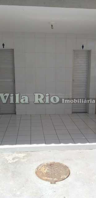 BANHEIRO SALÃO - Apartamento 2 quartos à venda Engenho da Rainha, Rio de Janeiro - R$ 215.000 - VAP20741 - 16