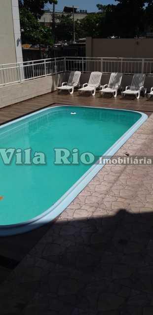 PISCINA 2 - Apartamento 2 quartos à venda Engenho da Rainha, Rio de Janeiro - R$ 215.000 - VAP20741 - 21
