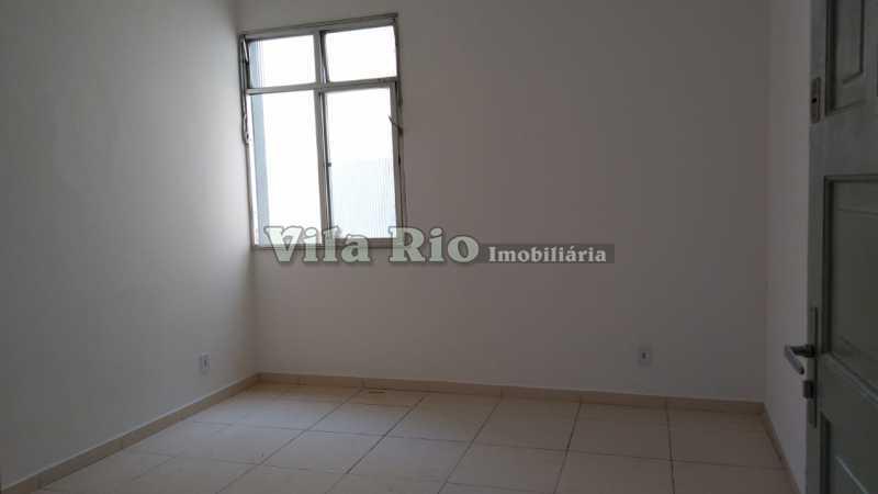 QUARTO 1. - Apartamento 1 quarto à venda Vila da Penha, Rio de Janeiro - R$ 180.000 - VAP10064 - 5