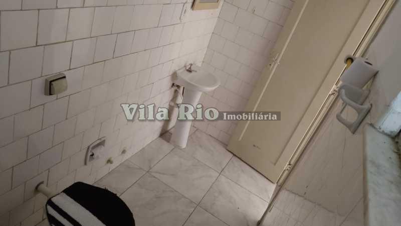 BANHEIRO 1. - Apartamento 1 quarto à venda Vila da Penha, Rio de Janeiro - R$ 180.000 - VAP10064 - 8