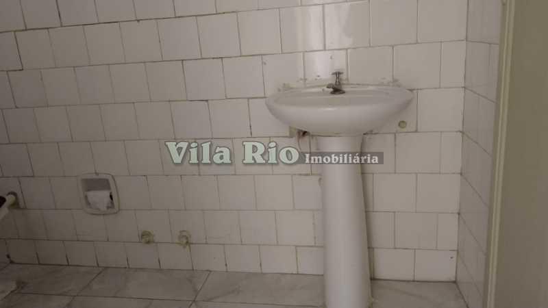 BANHEIRO 2. - Apartamento 1 quarto à venda Vila da Penha, Rio de Janeiro - R$ 180.000 - VAP10064 - 9