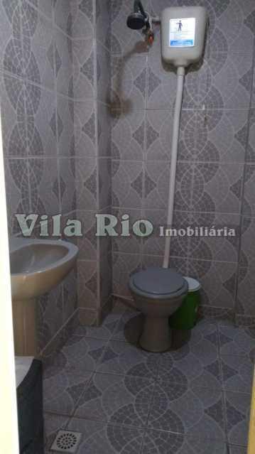 BANHEIRO 4. - Apartamento 1 quarto à venda Vila da Penha, Rio de Janeiro - R$ 180.000 - VAP10064 - 11