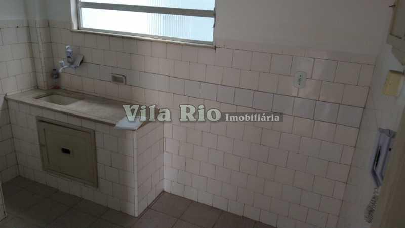 COZINHA 1. - Apartamento 1 quarto à venda Vila da Penha, Rio de Janeiro - R$ 180.000 - VAP10064 - 12