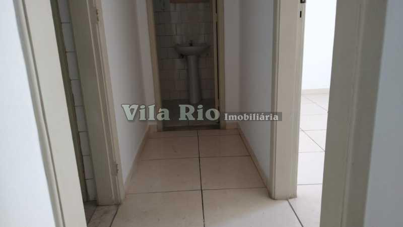 CIRCULAÇÃO. - Apartamento 1 quarto à venda Vila da Penha, Rio de Janeiro - R$ 180.000 - VAP10064 - 16