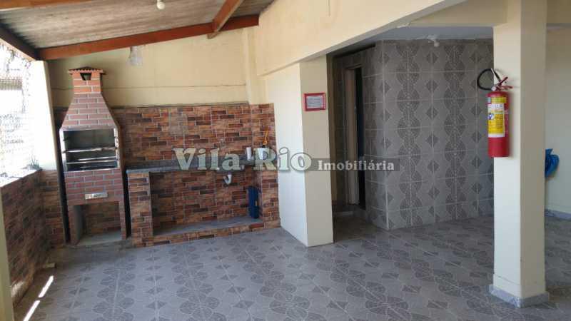 CHURRASQUEIRA. - Apartamento 1 quarto à venda Vila da Penha, Rio de Janeiro - R$ 180.000 - VAP10064 - 17