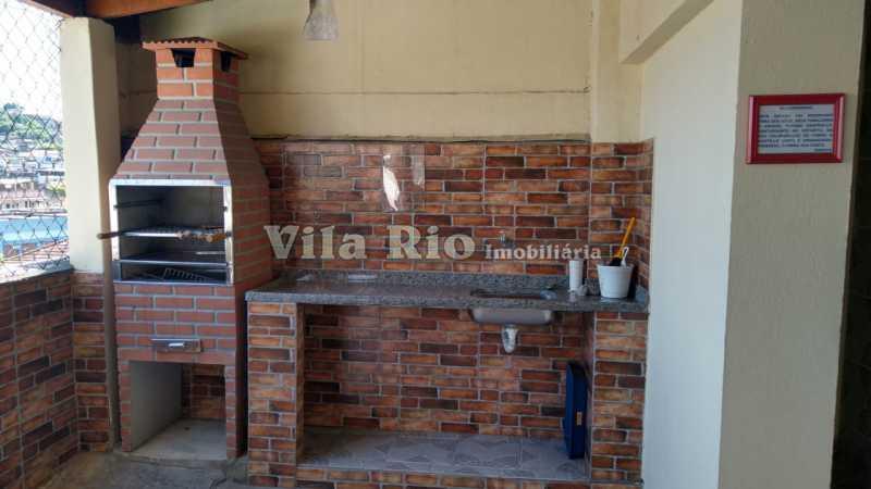 CHURRASQUEIRA1. - Apartamento 1 quarto à venda Vila da Penha, Rio de Janeiro - R$ 180.000 - VAP10064 - 18