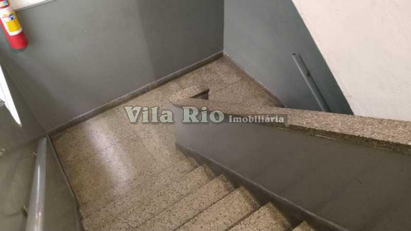 ESCADA. - Apartamento 1 quarto à venda Vila da Penha, Rio de Janeiro - R$ 180.000 - VAP10064 - 19