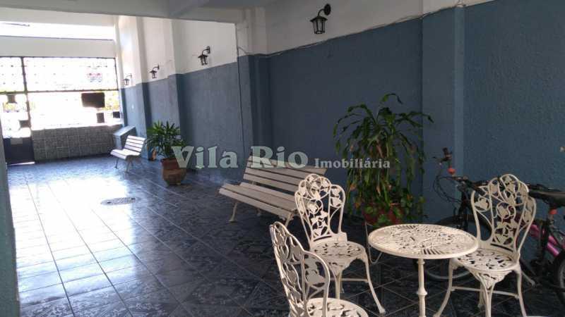 HALL 1. - Apartamento 1 quarto à venda Vila da Penha, Rio de Janeiro - R$ 180.000 - VAP10064 - 20