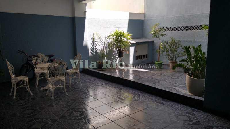 HALL 2. - Apartamento 1 quarto à venda Vila da Penha, Rio de Janeiro - R$ 180.000 - VAP10064 - 21