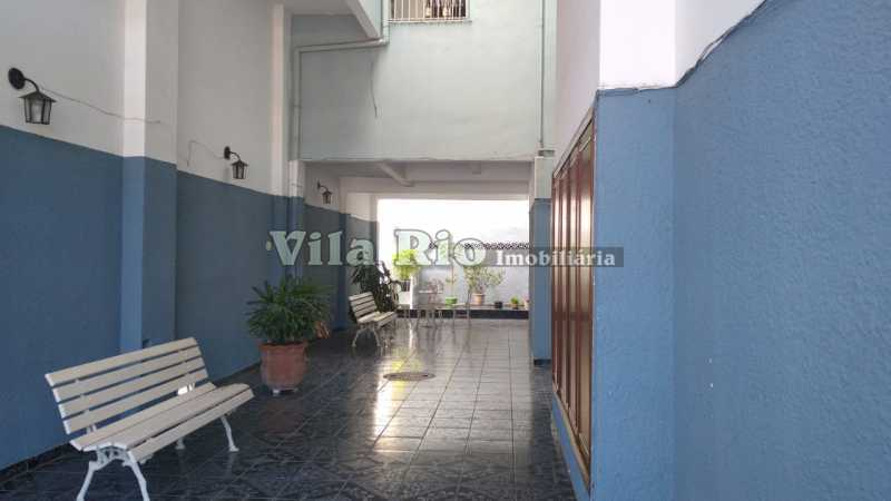 HALL 3. - Apartamento 1 quarto à venda Vila da Penha, Rio de Janeiro - R$ 180.000 - VAP10064 - 22